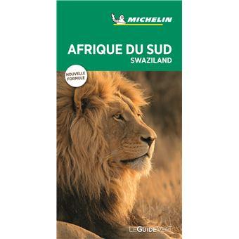 Guide Vert  Afrique du Sud