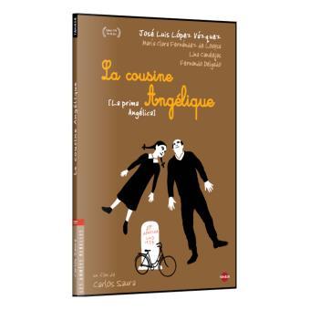 La cousine Angélique DVD