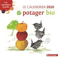 Le calendrier 2020 du potager bio