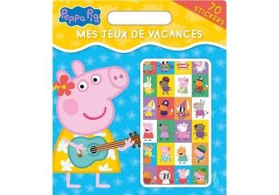 Peppa Pig -  : Peppa Pig - Mes jeux de vacances
