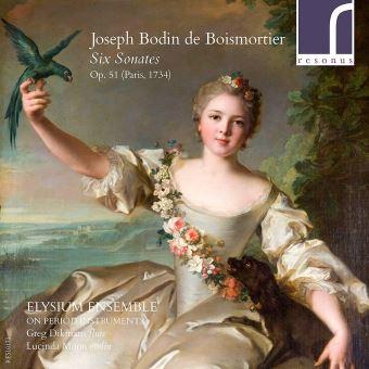 Six sonates pour violon op  51