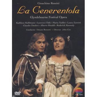 Rossini - La Cenerentola, Glyndebourne Festival - DVD Zona 2