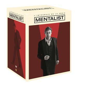 MentalistThe Mentalist Saisons 1 à 7 - DVD