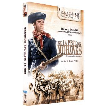 Sur la piste des Mohawks DVD