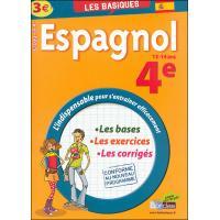Basiques - espagnol 4e