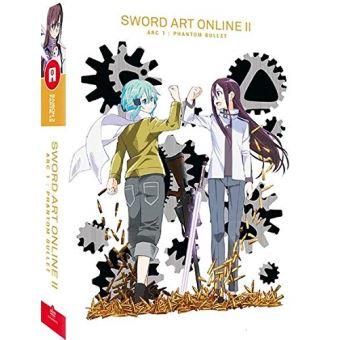 Sword Art OnlineSword Art Online II Arc 1 DVD