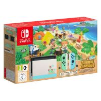Pre-order Nintendo Switch Limited Ed. Animal Crossing Levering vanaf 20/03