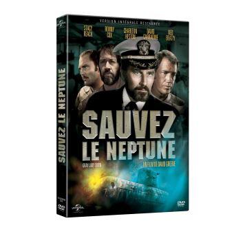 Sauvez le Neptune Edition Fourreau DVD