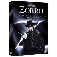 Zorro Intégrale des Saisons 1 à 3 Coffret DVD