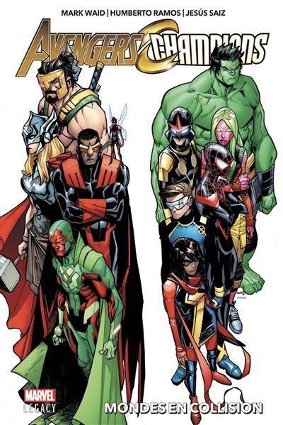 Avengers/Champions: Mondes en collision
