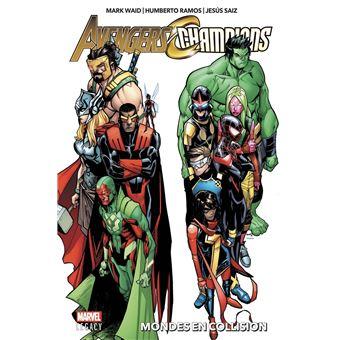 Marvel LegacyAvengers-Champions