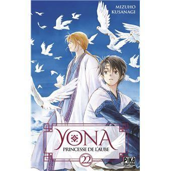 Yona, princesse de l'aubeYona, Princesse de l'Aube