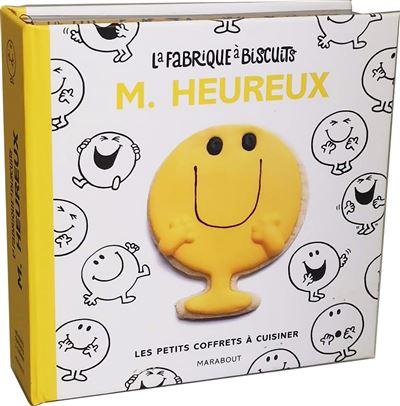 La fabrique à biscuits M. Heureux