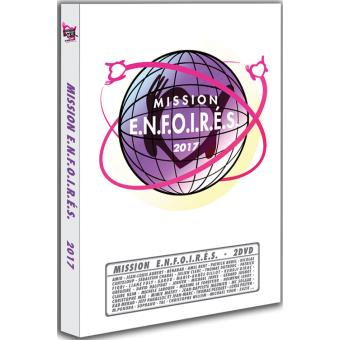 Mission enfoirés DVD