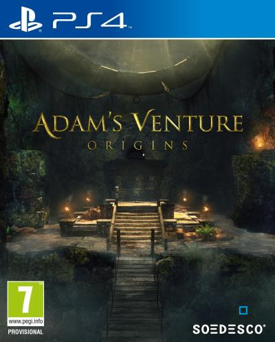 Adam's Venture : Origins PS4