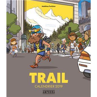 Calendrier trail