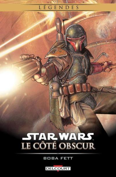 Star Wars - Le Côté obscur T07. NED - Boba Fett - 9782756092379 - 9,99 €