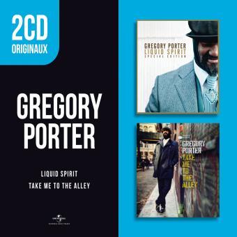 2 cd originaux cd album en gregory porter tous les - Gregory porter liquid spirit album download ...