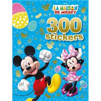 MickeyMICKEY - 300 stickers  - Spécial Pâques