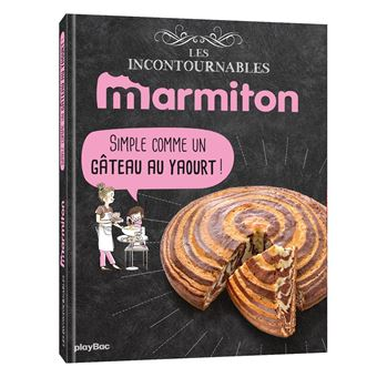 Marmiton Gâteaux au yaourt - Les recettes incontournables
