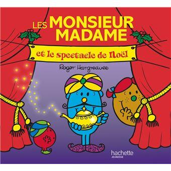 Monsieur MadameLes Monsieur Madame et le spectacle de Noël
