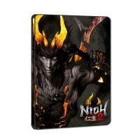 Bonus de précommande Steelbook Nioh 2