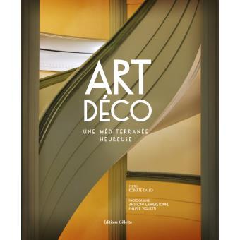 Art d co une m diterran e heureuse reli roberte dallo for Art et decoration abonnement