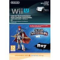 Code de téléchargement Super Smash Bros. Roy Nintendo Wii U