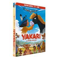 Yakari Le Film Edition Limitée Combo Blu-ray DVD
