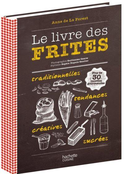 Le livre des frites - CQFD - 9782012311008 - 15,99 €