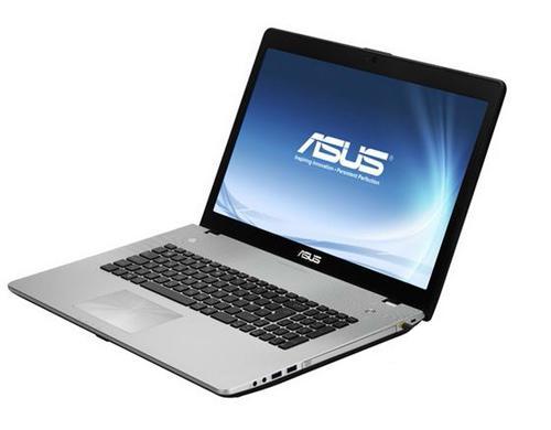 ordinateur portable asus n76vb tz135h ordinateur portable achat prix fnac - Ordinateur Portable 17 Pouces Soldes