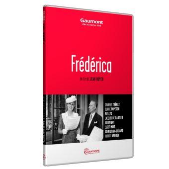 Frédérica DVD
