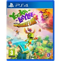 Yooka-laylee & the impossible lair FR/NL PS4