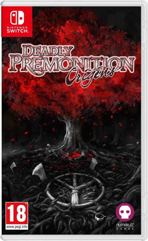Deadly Premonition Origins Collector's Edition Nintendo Switch