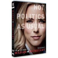 Madam secretary Saison 1 DVD