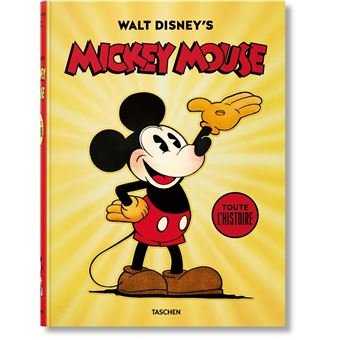 MickeyWalt disney's mickey mouse l'histoire complete
