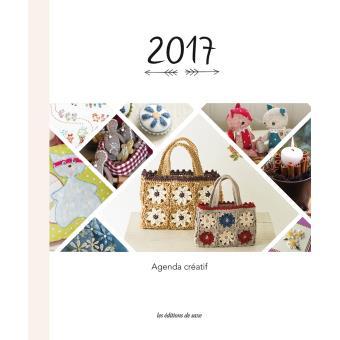 Agenda créatif 2017