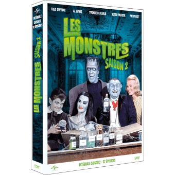 Les MonstresLes Monstres Saison 2 DVD