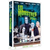 Les Monstres Saison 2 DVD