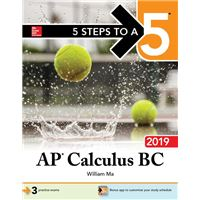 5 steps to a 5 ap calculus ab 2019 elite student edition