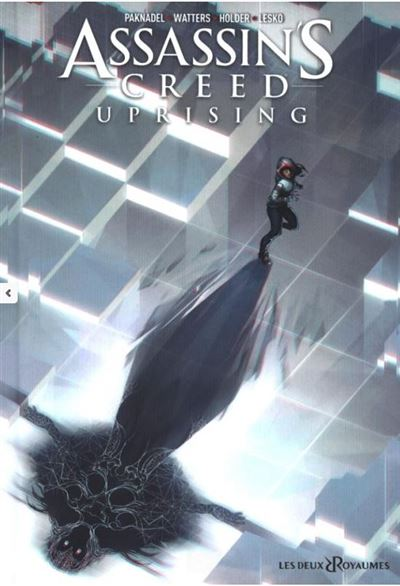 Comics AC, Uprising