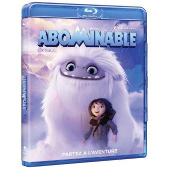 Abominable Blu-ray