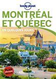 Montréal et Québec En quelques jours 4ed