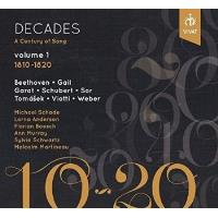 Decades A century of Songs Volume 1 1810-1820