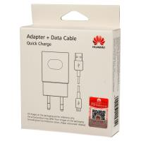 Huawei Quick Charger Micro-Usb Adapter White