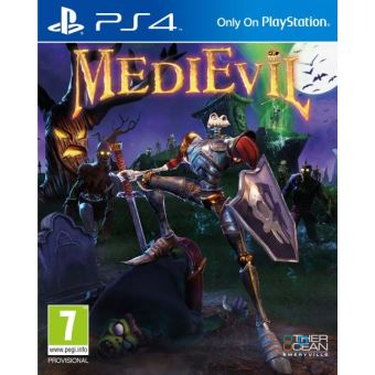 MEDIEVIL FR/NL PS4