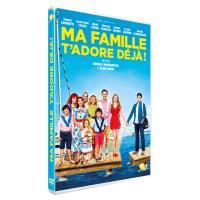 Ma famille t'adore déjà DVD