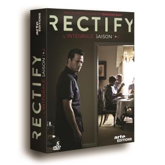 JustifiedRectify Saisons 1 et 2 DVD