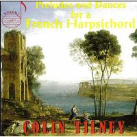 Preludes And Dances For Harpsich