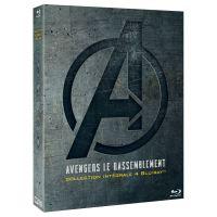 Coffret Avengers Le rassemblement L'intégrale Blu-ray